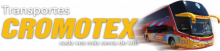 logotipo transportes cromotex