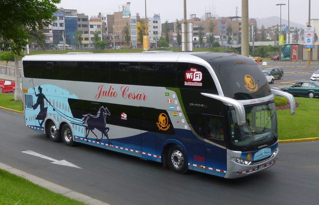 transportes julio cesar